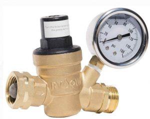 best water pressure regulator for camper, rv and motorhome