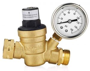 How to choose the best water pressure regulator for RV?