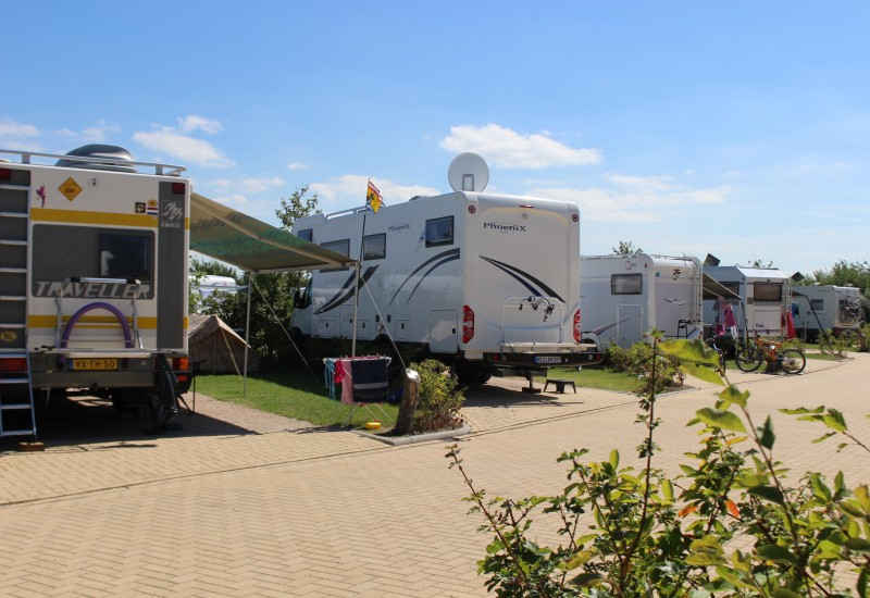 RV Electronics Dangers at a Campsite