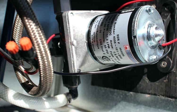 What is an RV Water Pump?