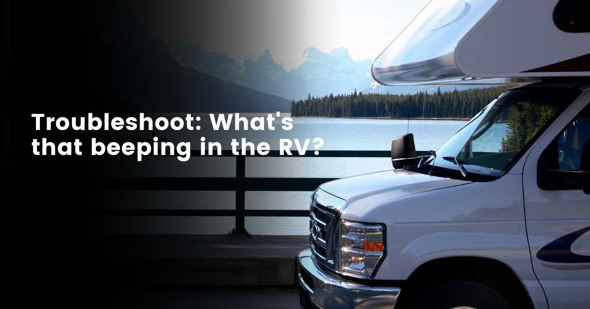 Causes of RV Beeping