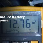 How to Read RV Battery Monitor Panel?