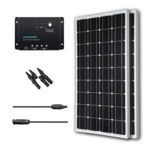 200W Renogy Solar Panel Kit
