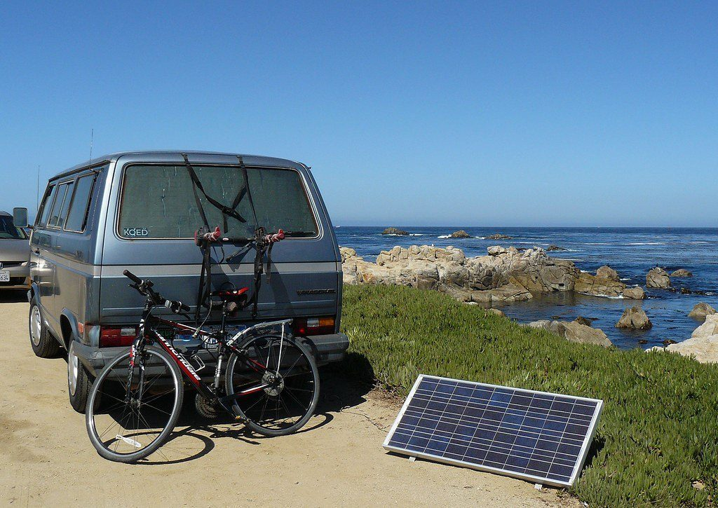 RV Solar Panel Beginners Guide