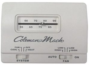Best overall analog RV thermostat