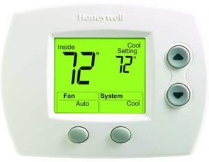 What is a good non-programmable RV camper thermostat?