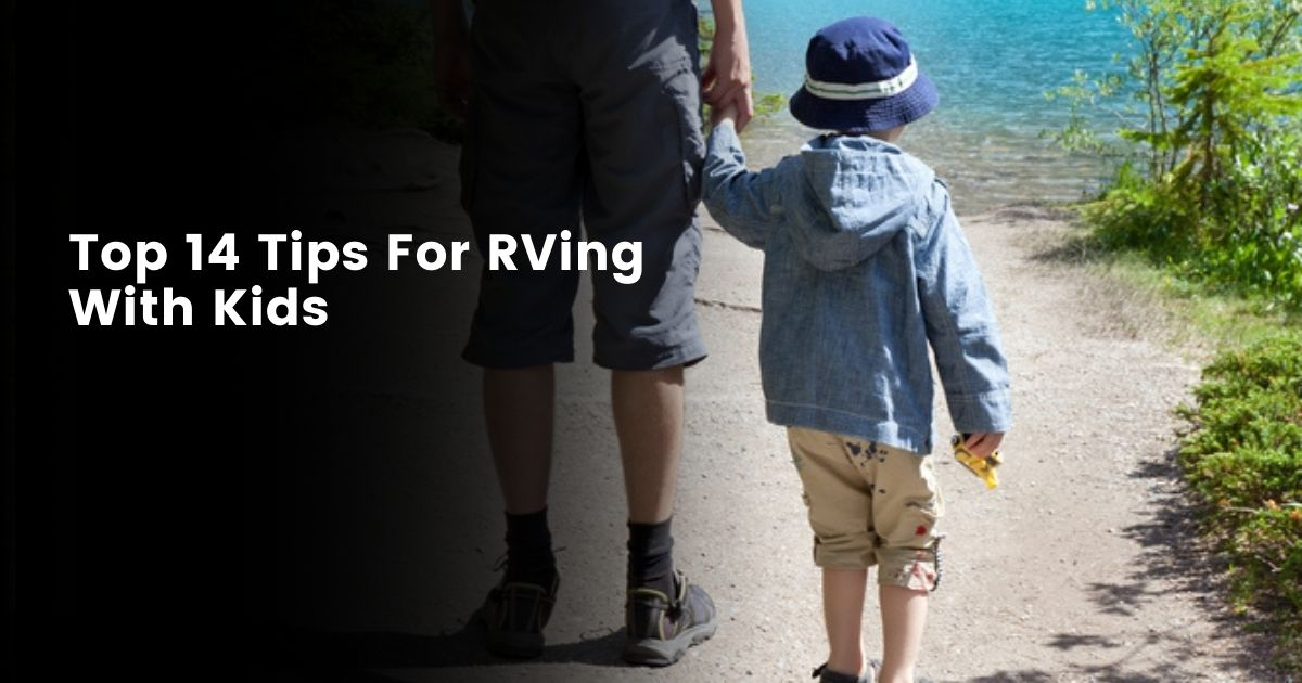 How to go RVing with kids