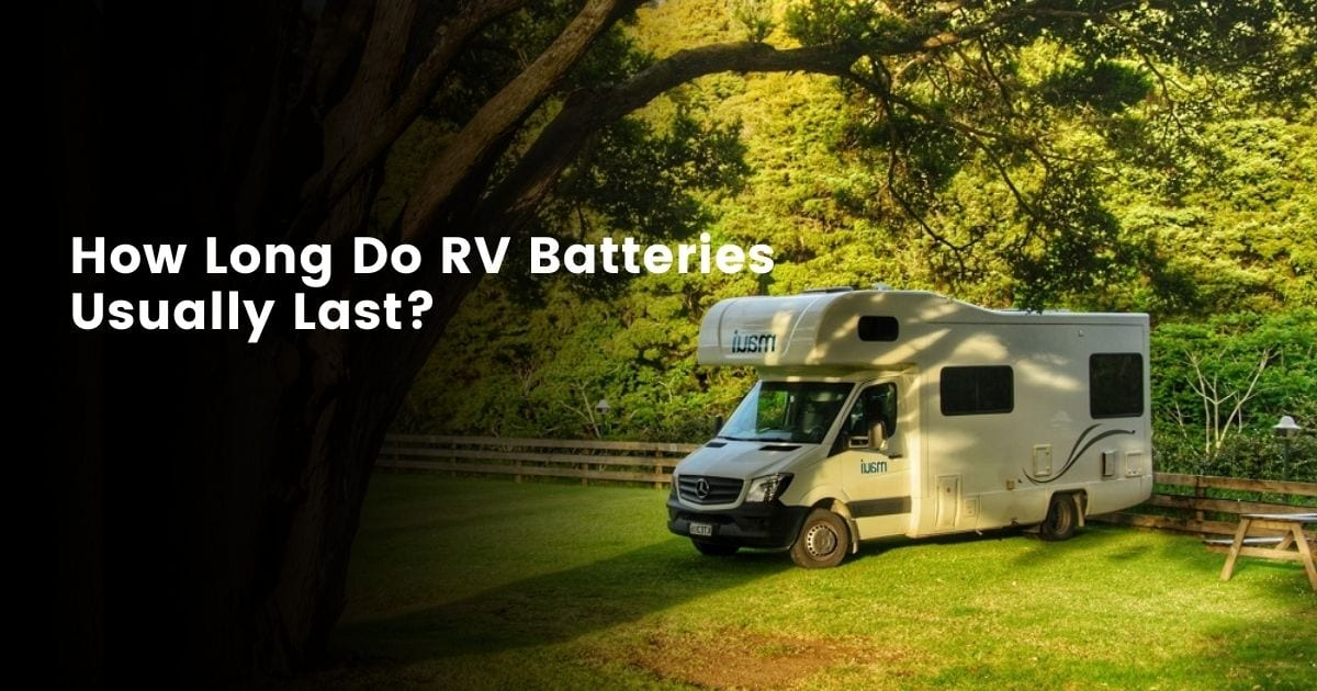 How to extend RV battery life