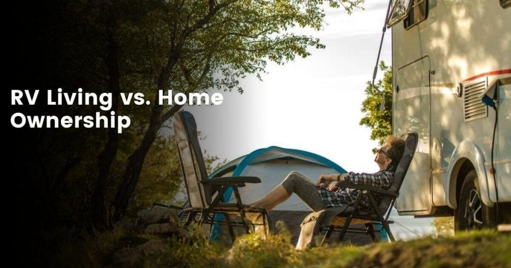 Cost of Living in an RV vs a House