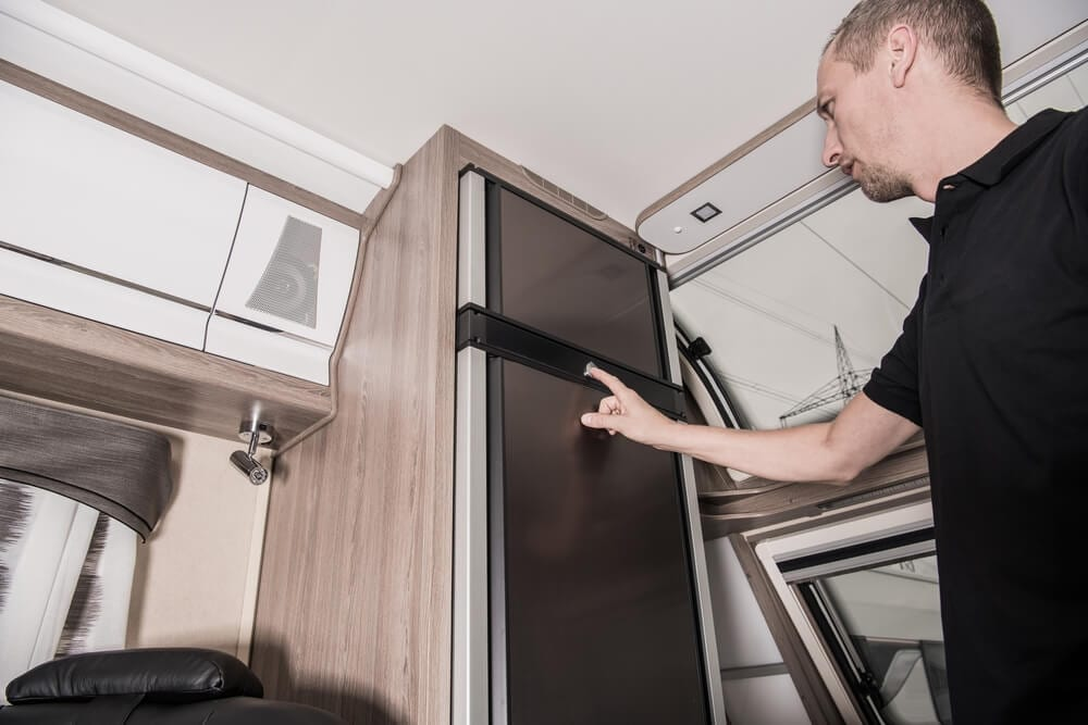How Long Will An RV Fridge Stay Cold Without Power?