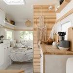 23 RV Interior Remodeling, Paint & Decor Ideas