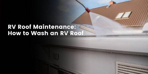 RV Roof Maintenance