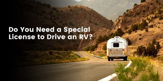 Can I Drive a Motorhome With a Car License?