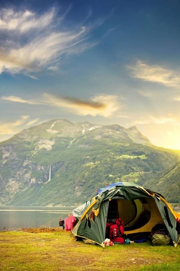 Free back-country camping in the USA