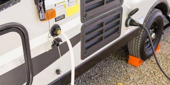 RV water holding tanks guide